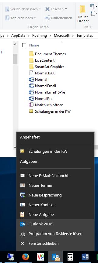 Tipp: E-Mail Vorlagen in Microsoft Office Outlook erstellen / BEL NET